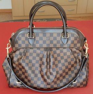 Louis Vuitton Borsetta marrone-marrone chiaro Fibra tessile