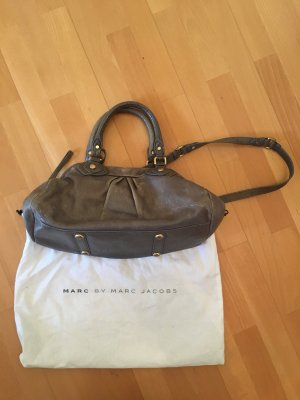 Marc by Marc Jacobs Borsetta marrone-grigio