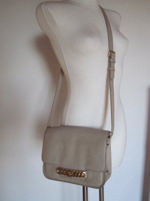 Handtasche von Marc Jacobs Crossbody in beige stein schlamm echt Leder