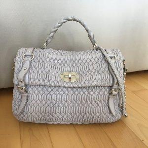 Handtasche von Miu Miu Model Nappa Cloquet Pomice