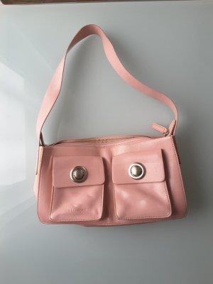 Handbag dusky pink