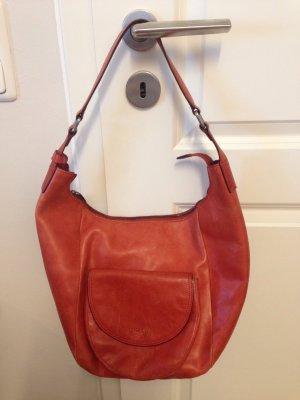 Handtasche von Picard, Farbe Rost/Ziegel