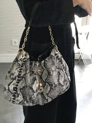 Handtasche von PINKO wendbar Schlangenoptik