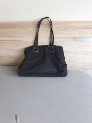 Prada Handtas zwart Nylon