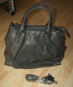 Handtasche von Sansibar dunkelgrau