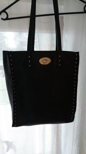 Handtasche von Tom Tailor in Schwarz