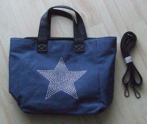 Handtasche von VIVIAN RAY - Strass-Stern