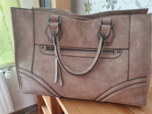 Handbag nude