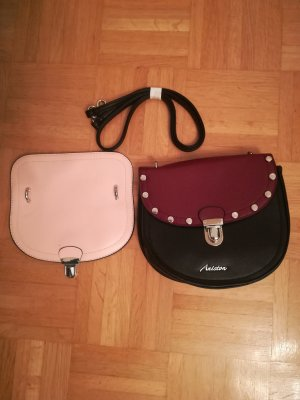 Handtaschen mit auswechselbarer Lasche