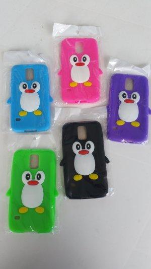 Handycase Silikon Pinguin gebraucht kaufen  Wird an jeden Ort in Deutschland