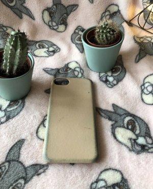 Étui pour téléphone portable rose chair-crème