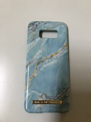 Ideal Mobile Phone Case baby blue
