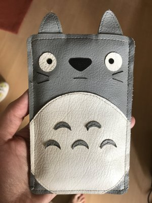 Handyhülle Bumper Hülle Case Tasche Handy Eule Handytasche IPhone