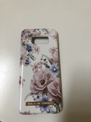 Ideal Mobile Phone Case white-rose-gold-coloured