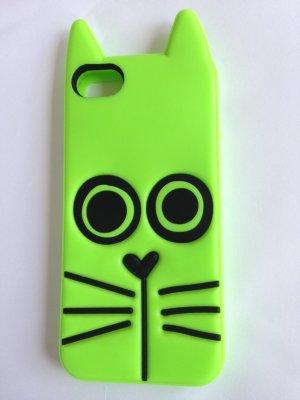 Handyhülle für iPhone 5/5s Katze von Marc Jacobs