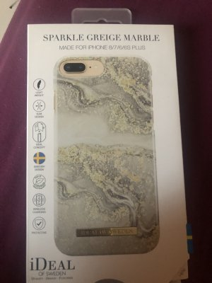 Ideal Mobile Phone Case gold-colored-natural white