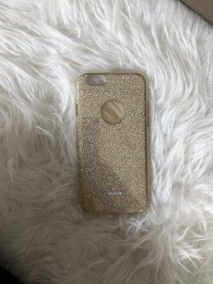 Handyhülle in Gold fürs IPhone 6/6s