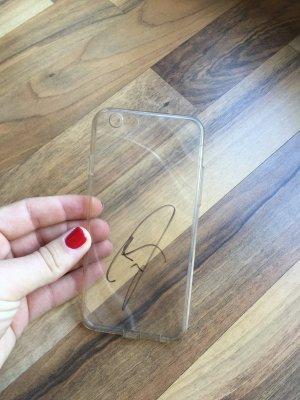 Handyhülle iPhone 6 mit Original Unterschrift von Jerome Boateng