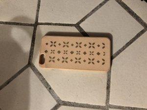 Michael Kors Mobile Phone Case rose-gold-coloured-beige