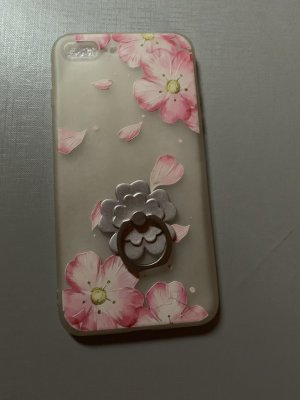 Mobile Phone Case white-rose-gold-coloured
