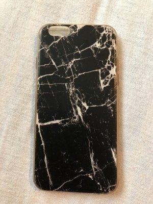 Mobile Phone Case white-black