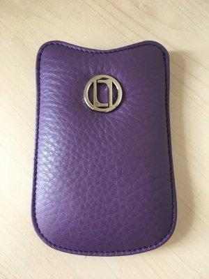 Laurèl Hoesje voor mobiele telefoons blauw-paars-zilver