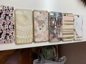 Kate Spade Hoesje voor mobiele telefoons wit-roze