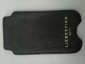 Liebeskind Berlin Mini Bag black-gold-colored