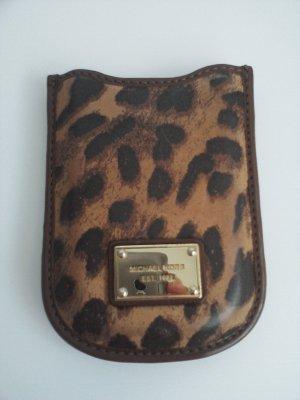 Michael Kors Mobile Phone Case brown-camel