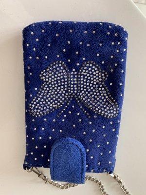 Hoesje voor mobiele telefoons blauw