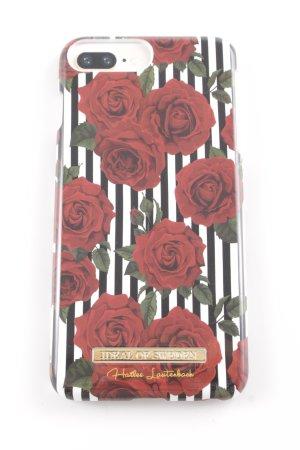Hoesje voor mobiele telefoons bloemenprint stedelijke stijl