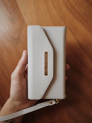 Handytasche iPhone 7/8 iDeal of Sweden Mayfair Clutch LIGHT GREY