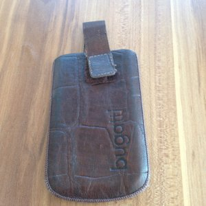 Handytasche von Bugatti - Echtes Leder