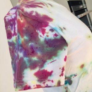 Hanes Batik shirt veelkleurig