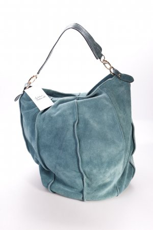 Hanna White Hobo petrol Casual-Look