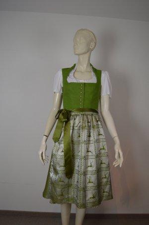 Hannah Dirndl Gr. 34, wie neu, grün