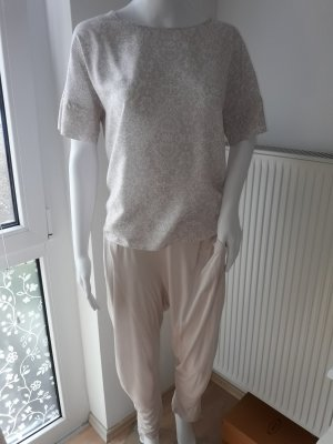 HANRO Schlafanzug. Gr.S. Feinste Schweizer Qualität.