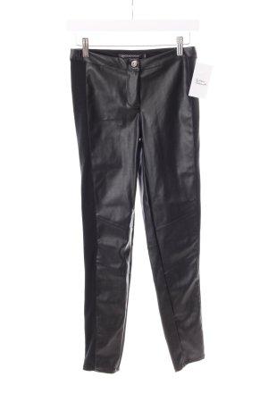 Haoduoyi Stretch Trousers black elegant
