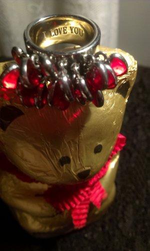 """Happy Valentine"" I love you""...Swatch Ring original"
