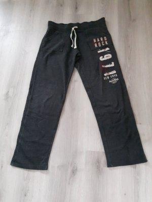 Hard Rock Cafe Pantalon de sport gris foncé