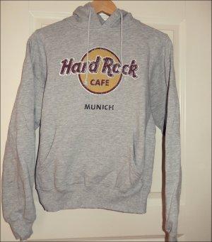 Hard Rock Cafè München Hoodie in Grau - Small