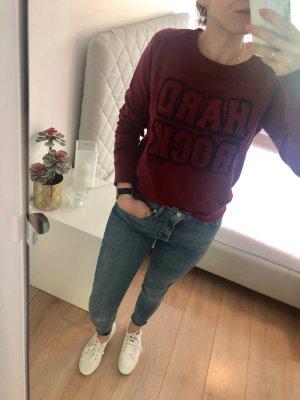 Hard Rock Cafe Pullover Sweatshirt Miami M