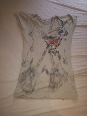 Hard Rock Cafe Camiseta beige