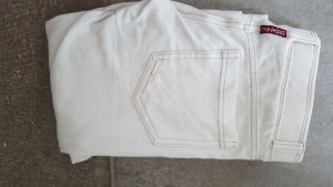 Leggings white-beige
