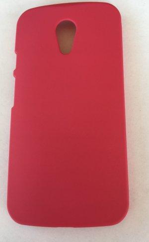Hardcase *Motorola Moto G 2. Generation* Pink