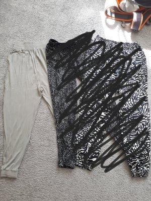 H&M Harem Pants khaki
