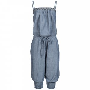 Harems Overall in Jeans Optik Jumpsuit Aladin