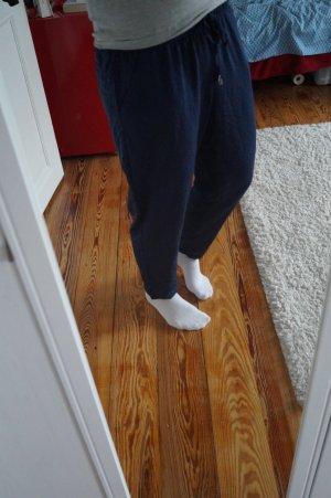 Harem Pants blue