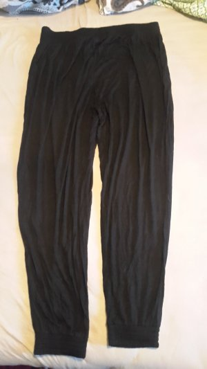 H&M Harem Pants black