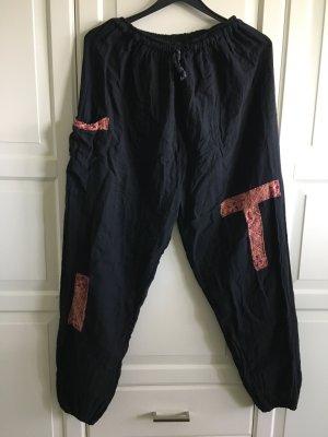 Harem Pants black